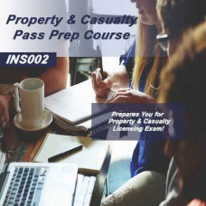 Florida - Property & Casualty Pass Prep Course (INS002FL)