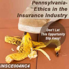 Pennsylvania: 3hr CE - Ethics in the Insurance Industry
