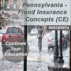 Pennsylvania: 3hr CE - Flood Insurance Concepts