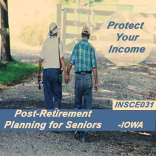 Iowa - Post-Retirement Planning for Seniors (INSCE031)
