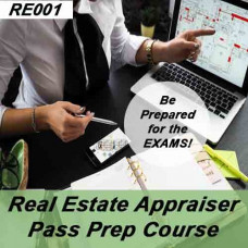 Real Estate Appraiser Sample Questions Course (RE001)